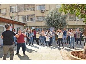Down sendromlu Türk ve Suriyeli çocuklar etkinlikte buluştu