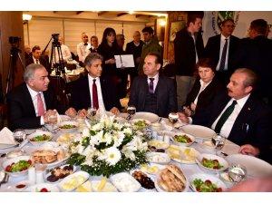 """TBMM Başkanı Şentop; """"Böyle bir perspektif sadece Türkiye'de var dediler"""""""