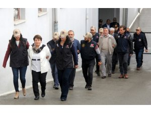 HDP İl Başkanlığı PKK kampına dönmüş