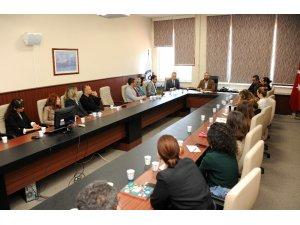 ADÜ'de 'Bahar Şenlikleri' toplantısı yapıldı