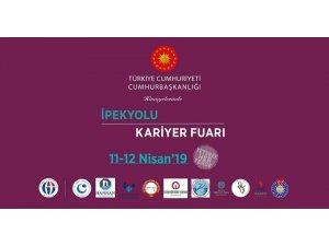 Gaziantep'te İpekyolu Kariyer Fuarı düzenlenecek