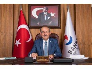 """SANKO Üniversitesi Rektörü Dağlı'dan """"Dünya Otizm Farkındalık Günü"""" açıklaması"""