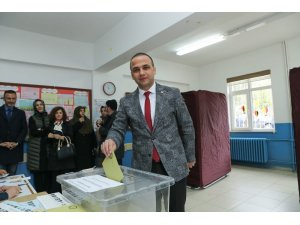 Fatsa AK Parti dedi, Kibar başkan oldu