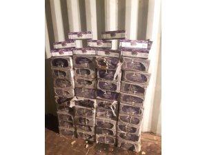 Van'da 222 kilo kaçak nargile tütünü ele geçirildi
