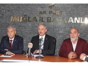 AK Parti İl Başkanı Kadem Mete seçimi değerlendirdi
