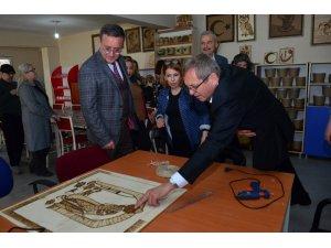 Ayvalık Belediye Başkanı Ergin'in ilk hedefi; mali disiplin
