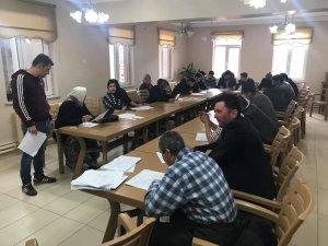 Şaphane'de 104 saat sürecek  'Sürü yönetimi' kursu açıldı