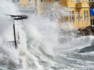 Meteoroloji'den Marmara için fırtına uyarısı