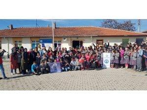 DPÜ Damla Topluluğu'ndan Sevdiğin İlk ve Ortaokulu'na ziyaret