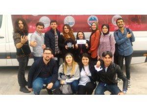 DPÜ Öğrencileri tiyatro dalında Ege Bölgesi birincisi