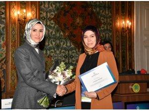 Düzce Üniversitesi sunduğu bildiri ile birinci oldu
