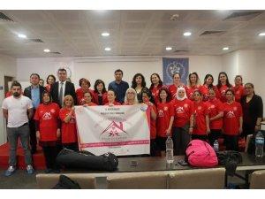 """""""Umutlu Ev Kadınları"""" projesiyle kadınlar mutlu"""