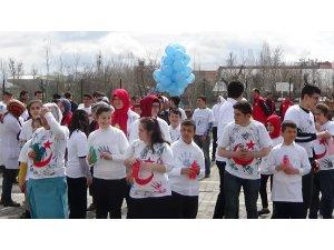 Muş'ta 2 Nisan Otizm Farkındalık Günü etkinliği