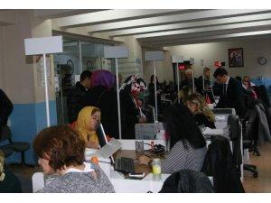 Trabzon'da yaklaşık 100 bin kişi seçimde farklı yerde oy kullanmak için adres bildirimde bulundu