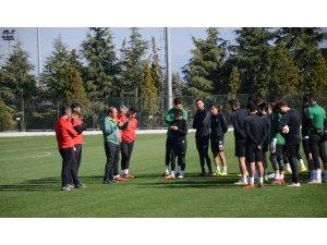Denizlispor'da Taha Can sezonu kapattı