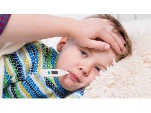 'Altıncı hastalık' çocukları yatağa düşürüyor