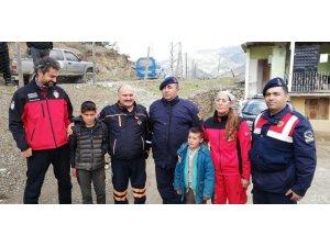 Adana'da kaybolan çocuklar bulundu
