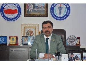 Sağlık Sen'den doktora yapılan saldırıya kınama