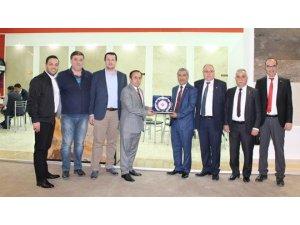 Bilecik mermerine İzmir Fuarı'nda büyük ilgi