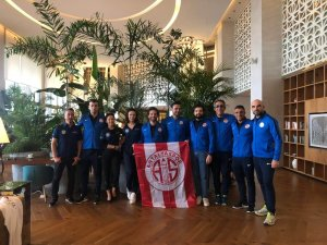 Antalyaspor Triatlon Takımı'nda  hedef şampiyonluk