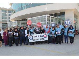 Sağlık Sen, sağlık çalışanlarına şiddeti kınadı