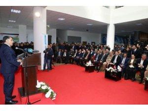 Diyarbakır'da 10. Ortadoğu Tarım ve Hayvancılık Fuarı başladı
