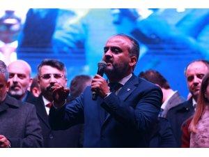 Cumhurbaşkanı Erdoğan balkon konuşması yapmadan Başkan Aktaş'ı aradı
