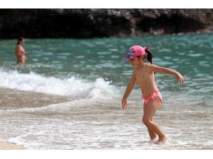 Antalya'ya ilk 3 ayda gelen turist sayısı 571 bine ulaştı