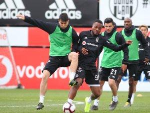 Beşiktaş'ta Rizespor hazırlıkları devam etti