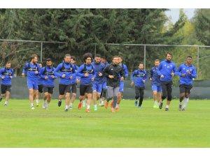 Hatayspor, Birevim Elazığspor maçı hazırlıklarını tamamladı