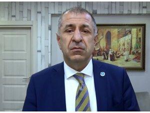 İYİ Parti Genel Başkan Yardımcısı Ümit Özdağ, görevinden istifa etti.
