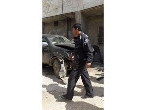Halep'te sivillere pusu: 4 yaralı