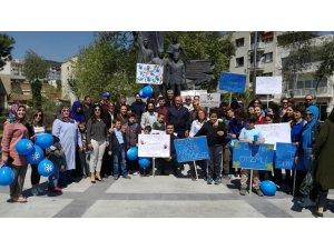 Söke'nin yeni Belediye Başkanı Levent Tuncel otizmlileri yalnız bırakmadı