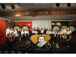 Cemil Alevli Vefatının 47.Yılında Gaziantep Kolej Vakfı'nda  Anıldı