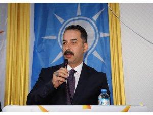 """Şireci """"AK Parti Erzincan'da Birinci Parti Olma Özelliğini Korumuştur"""""""