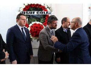 MHP İl Başkan Yardımcısı son yolculuğuna uğrulandı