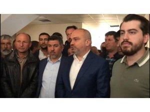"""AK Parti'li Mersinli: """"Yunusemre Belediyesini AK Parti'li Mehmet Çerçi kazanmıştır"""""""