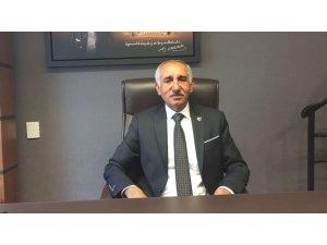 Milletvekili Taş İslam aleminin Miraç Kandilini kutladı