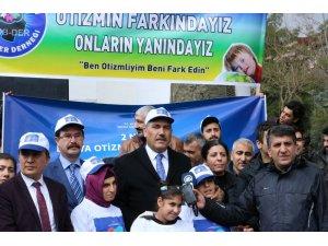 Diyarbakır'da Dünya Otizm Farkındalık Günü etkinliği