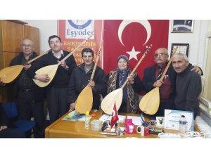 Merhum Sıdıka Yakşi için şiirler yazdılar, türküler bestelediler