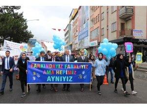 """Bingöl'de """"2 Nisan Dünya Otizm Farkındalık Günü"""""""
