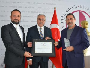 'Yerel Sanatlar' sergisi, Cumhurbaşkanı Mustafa Akıncı tarafından açıldı