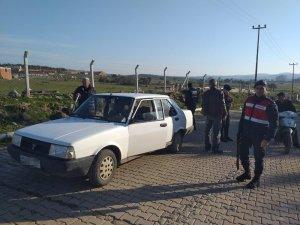 Jandarma Balıkesir'de aranan 76 kişiyi yakaladı