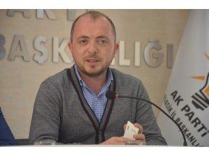 AK Parti Bilecik İl Başkanı Karabıyık yerel seçimleri değerlendirdi