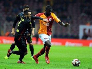 Ziraat Türkiye Kupası: Galatasaray: 0 - E.Yeni Malatyaspor: 0 (İlk yarı)