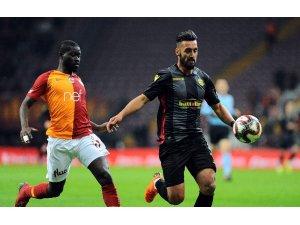 Ziraat Türkiye Kupası: Galatasaray: 0 - E.Yeni Malatyaspor: 0 (Maç sonucu)