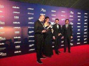Milli kayakçı Fatih Arda İpçioğlu, yılın sporcusu seçildi