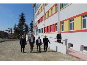 Yeni yapılan Gazi Kemal İlkokulu bu ay eğitime başlıyor