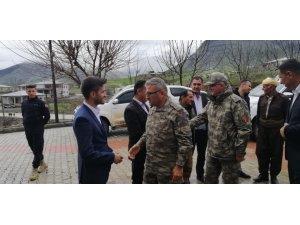 Irak sınırında AK Parti zaferi
