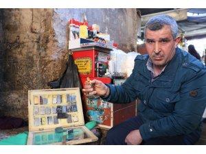 Şanlıurfa'nın tek çakmak ustası 40 yıldır mesleğini sürdürüyor